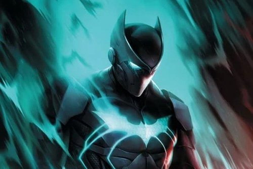 Comic Book Preview - The Next Batman: Second Son #2