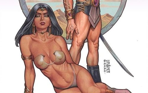 Comic Book Preview - Dejah Thoris: Winter's End