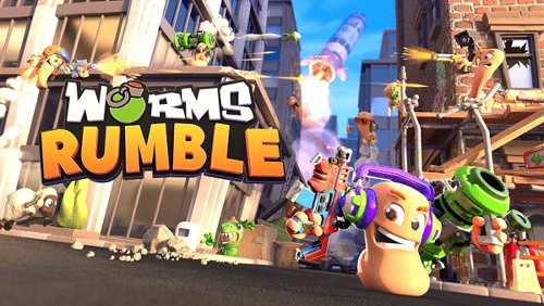 Worms Rumble launches on Xbox, Nintendo Switch and Epic Games Store