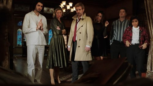 Promo and images for DC's Legends of Tomorrow Season 6 Episode 6 - 'Bishop's Gambit'