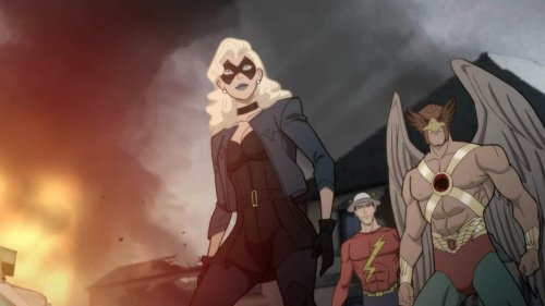 Exclusive Interview - Justice Society: World War II star Elysia Rotaru on playing Black Canary