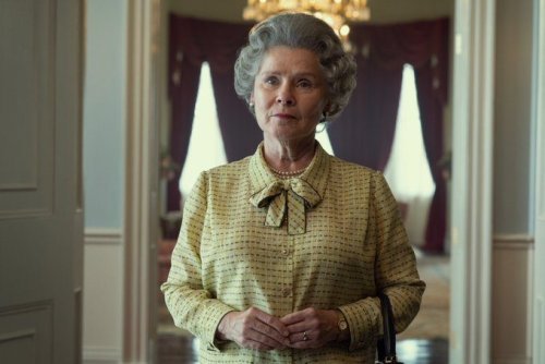Netflix shares first look at Imelda Staunton's Queen Elizabeth II in The Crown season 5