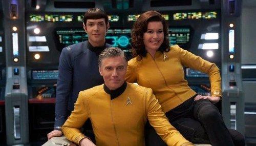 Star Trek: Strange New Worlds has wrapped filming, reveals Anson Mount