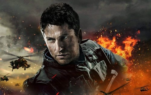 Gerard Butler suing Olympus Has Fallen producers over understated profits