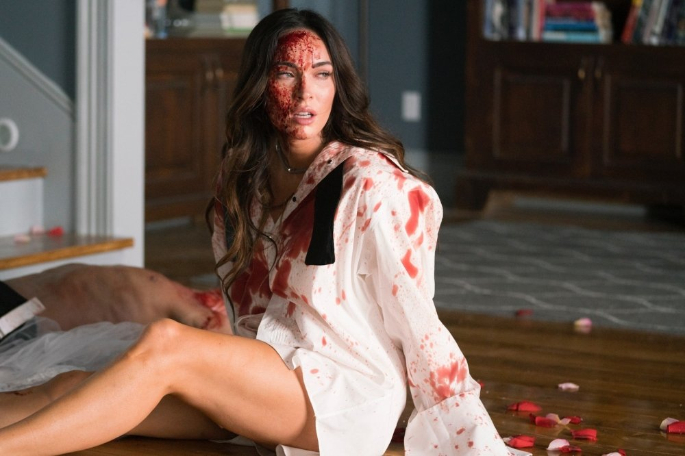 Megan Fox has the honeymoon from hell in new horror - cover