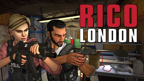 Fast-paced FPS RICO London arriving on PC and consoles this September