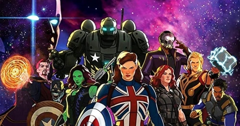 Marvel's What If...? full voice cast is absolutely packed with MCU veterans