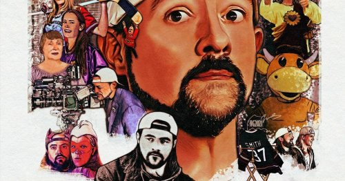 Kevin Smith documentary Clerk gets a new poster and trailer