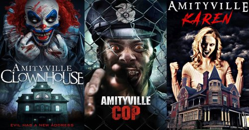 The Amityville Trope in Horror Cinema