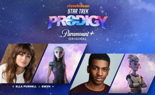 Star Trek: Prodigy voice cast and character descriptions revealed by Paramount+