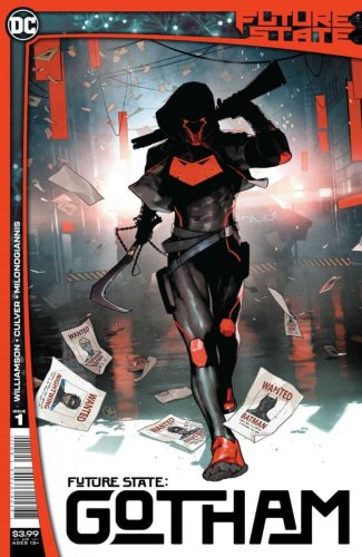 Comic Book Preview - Future State: Gotham #1