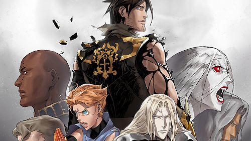 Netflix's Castlevania to end with season 4, first teaser released