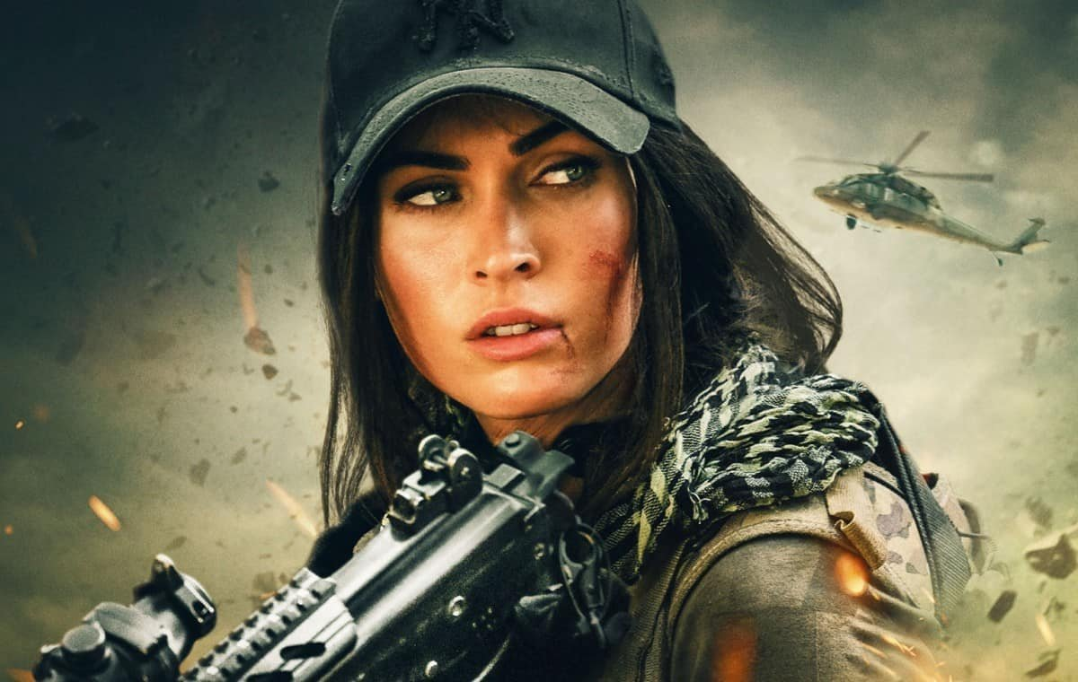 Megan Fox battles ruthless kidnappers and CGI lions in trailer for action thriller Rogue