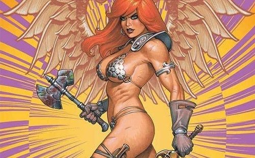 Comic Book Preview - Red Sonja: The Superpowers #5
