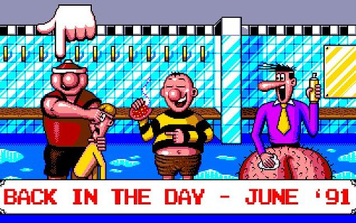Back in the Day: The Video Games We Were Playing in June 1991