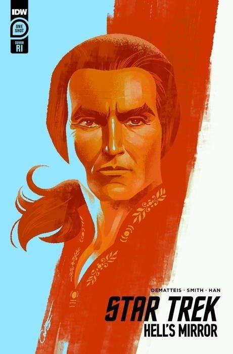 Comic Book Review - Star Trek: Hell's Mirror