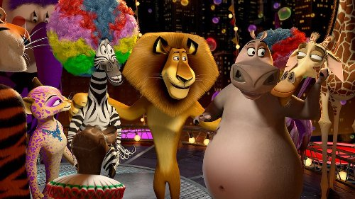 Movie Review - Madagascar 3: Europe's Most Wanted (2012)