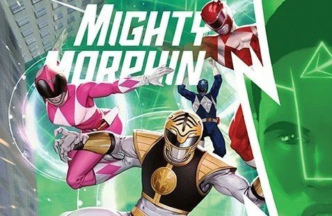 Comic Book Preview - Mighty Morphin #6