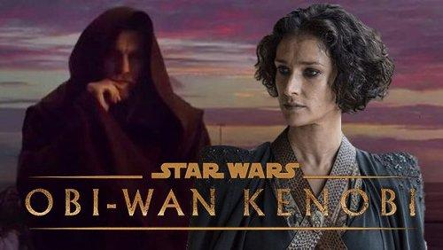 Star Wars: Obi-Wan Kenobi set photos feature Ewan McGregor and Indira Varma