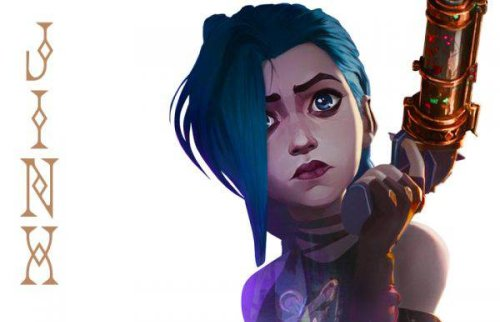 League of Legends animated series Arcane gets a batch of character posters