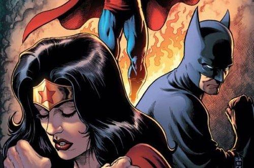 Comic Book Preview - Justice League: Last Ride #1