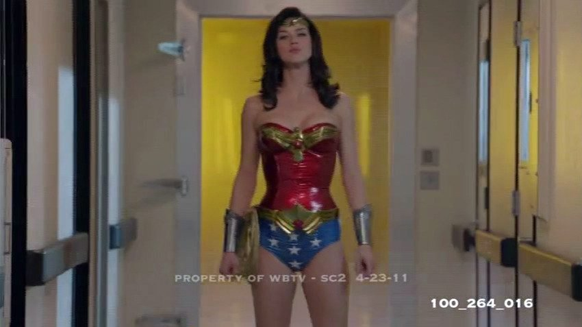 The Wonder Woman They Didn't Want Us To See