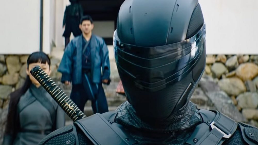 Henry Golding faces the 'Three Challenges of the Warrior' in new Snake Eyes: G.I. Joe Origins trailer