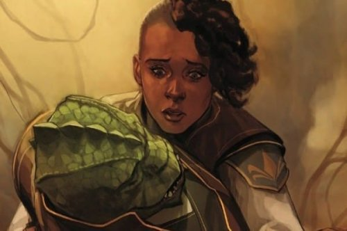 Comic Book Preview - Star Wars: The High Republic #5