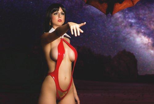 Vampirella is heading to the big screen