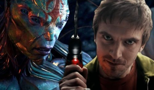 Dan Stevens all but confirms he's playing the villain in Marvel's Eternals