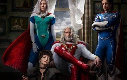 Netflix Review - Jupiter's Legacy
