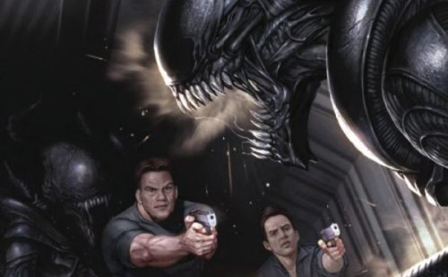 Comic Book Preview - Alien #4