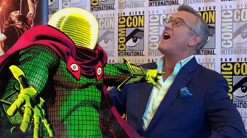 Exclusive: Bruce Campbell shoots down Spider-Man 4 Mysterio rumour