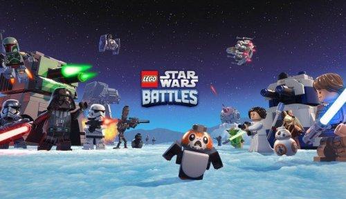 LEGO Star Wars Battles sets September 24th release date