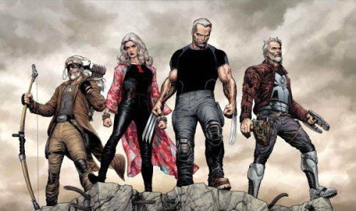 Marvel returns to the Wastelands of Old Man Logan with new Wastelanders series