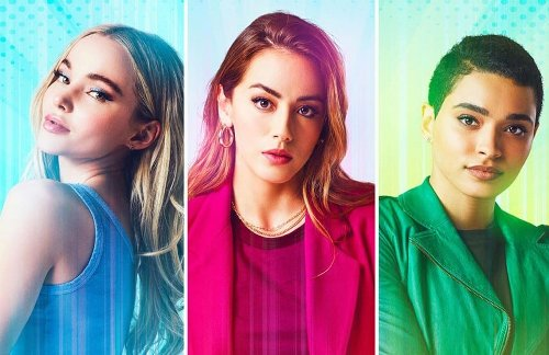 First official look at Chloe Bennet, Dove Cameron and Yana Perrault's Powerpuff Girls