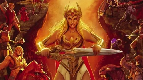 Amazon developing live-action She-Ra TV series