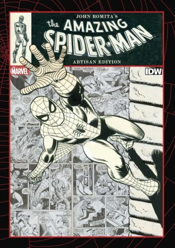 Comic Book Preview - John Romita's The Amazing Spider-Man Artisan Edition