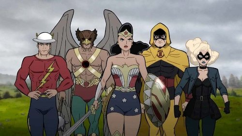 Exclusive Interview: Justice Society: World War II co-writer Meghan Fitzmartin