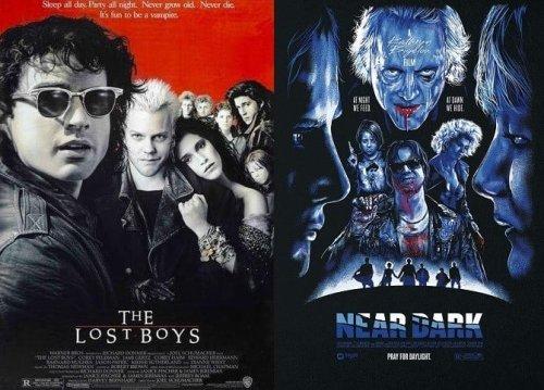 The Battle for Vampire Superiority: The Lost Boys vs. Near Dark