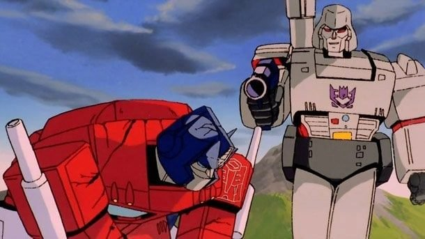 One Shall Stand, One Shall Fall: The Best Fights of Optimus Prime and Megatron