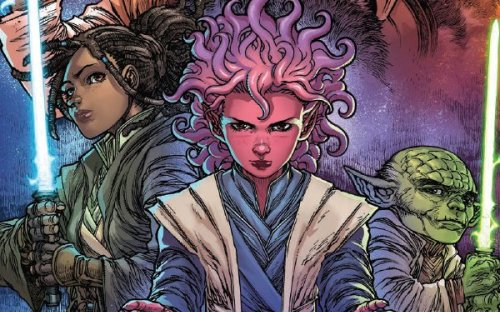 Comic Book Preview - Star Wars: The High Republic Adventures #5