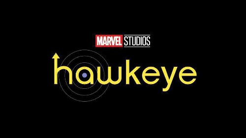 Hawkeye and Echo featured in behind-the-scenes photo from Marvel's Disney+ series