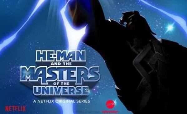 CG-animated He-Man and the Masters of the Universe coming to Netflix