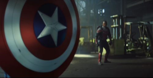 The Falcon and the Winter Soldier TV spot teases a showdown for the shield