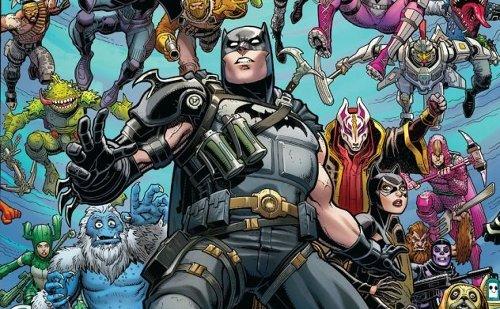 Comic Book Preview - Batman/Fortnite: Zero Point #2