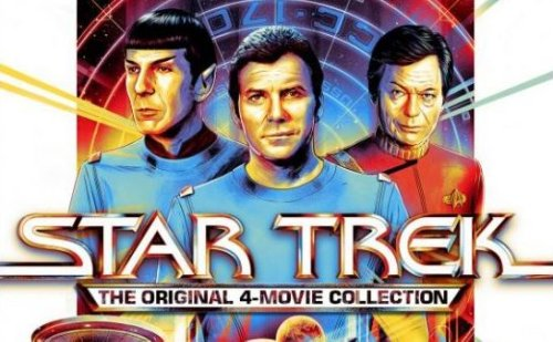 4K Ultra HD Review – Star Trek: The Original 4-Movie Collection