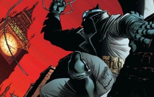 Comic Book Preview - Batman: The Detective #1