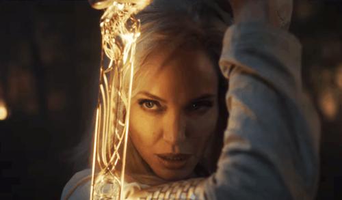 Angelina Jolie praises Marvel's Eternals director Chloe Zhao