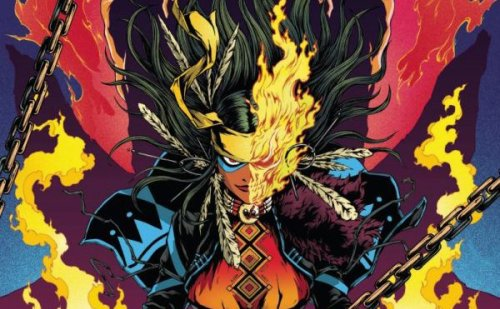 Comic Book Preview - Spirits of Vengeance: Spirit Rider #1